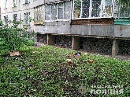 У Харкові чоловік врятував 2-річного хлопчика, який випав з балкону