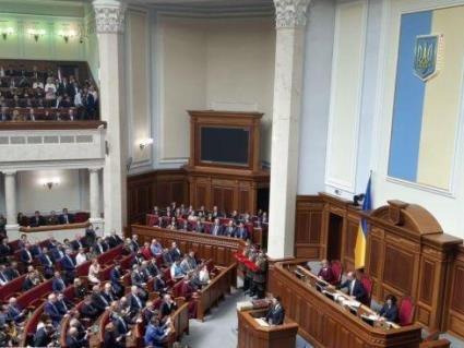 В Україні стартувала дострокова виборча кампанія до парламенту