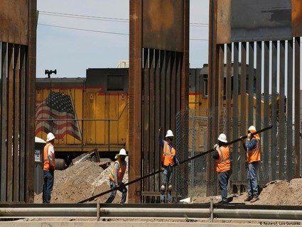 Суд у США заблокував будівництво стіни на кордоні з Мексикою