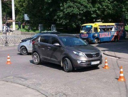 У Рівному 20-річна водійка збила трьох пішоходів