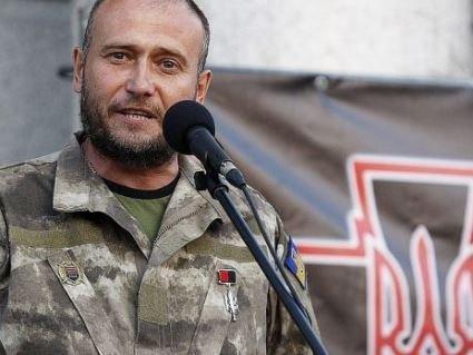 Ярош піде в президенти України через Зеленського