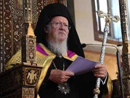 РПЦ шкодить Україні – Вселенський патріарх Варфоломій
