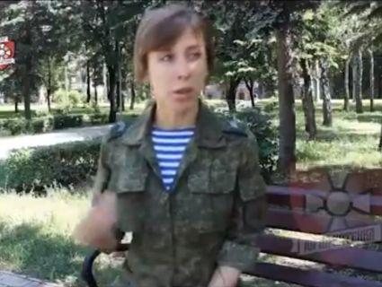 «Невдячні»: «ополчєнку» розсердили жителі «ДНР», які не люблять бойовиків (відео)