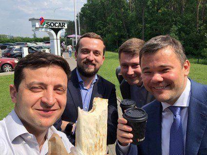 «Їжте шаурму – тут немає нічого страшного і ганебного»: Зеленський звернувся до  чиновників