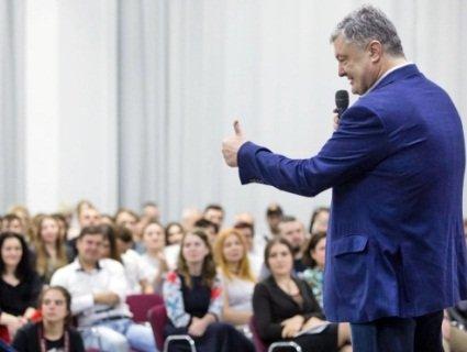 «Ребрединг»: Петро Порошенко вступив до партії «Європейська солідарність»