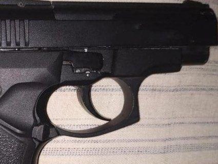 У волинянина вилучили пістолет
