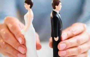 В якому українському місті встановили рекорд по розлученням