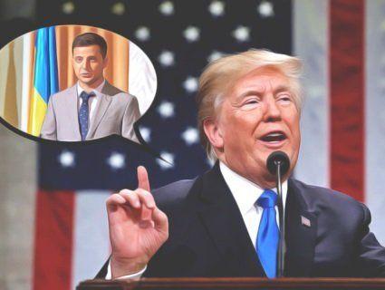 «Велкам!»: Трамп кличе Зеленського до Вашингтона