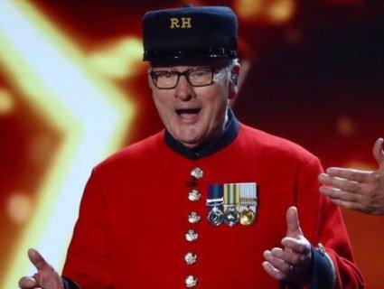 У британському шоу талантів переміг 89-річний ветеран армії (відео)
