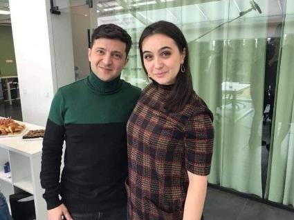 «Хто став щасливчиком»: Зеленський вибрав собі прес-секретаря (відео)