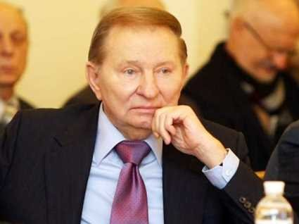 Україну в Мінську знову представлятиме Кучма