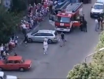 Хвиля псевдомінувань: у садочку в Луцьку «бомби» не виявили (відео)