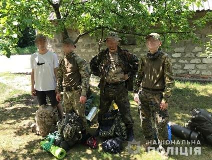 «Ядерна романтика»: у Чорнобилі піймали сталкерів із Волині