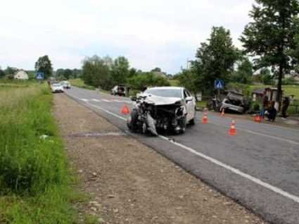 На Івано-Франківщині в ДТП поліцейський  убив двох людей