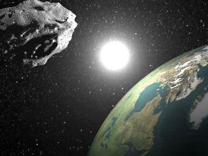 У вересні 2019 на Землю впаде величезний астероїд