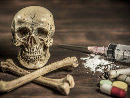 «Екстравагантна» контрабанда: на «Ягодині» виявили амфетамін у «черепі»