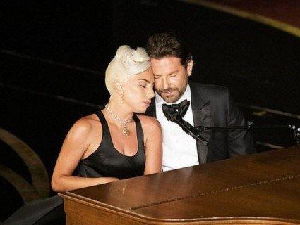 Леді Гага брудно вилаялася на запитання про стосунки з Бредлі Купером (відео)