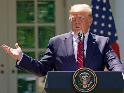 «Принц китів»: Трамп знову зганьбився (фото)