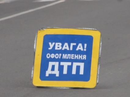 ДТП у Луцьку: постраждав неповнолітній