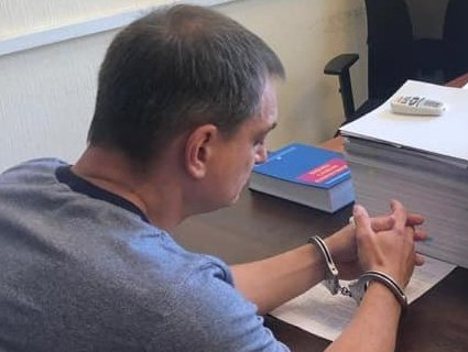 Правоохоронці затримали екскерівника «ЦВК» в ОРДО