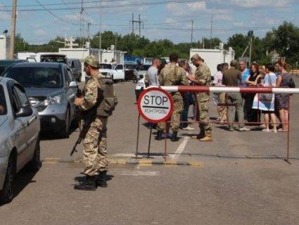 З території України в ОРДЛО намагалися вивезти дитину