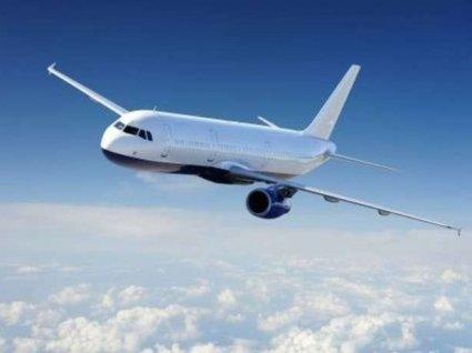 Літак пішов на екстрену посадку через дебош п'яного росіянина (відео)