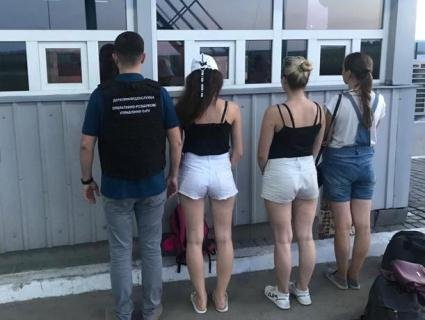 Прикордонники запобігли «сексуальному рабству» волинянок (фото)