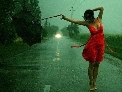 Завтра, 23 червня, на заході України грозові дощі