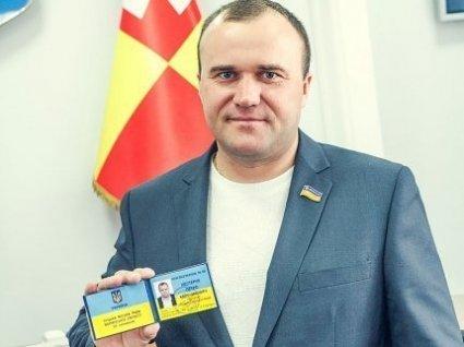 Депутат Луцької міськради склав мандат