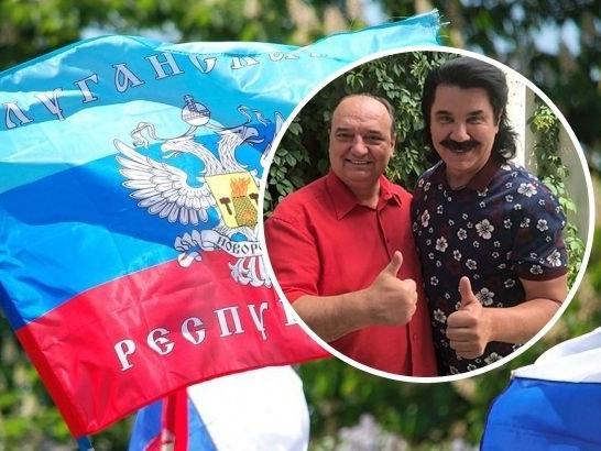 Зібров вляпався у грандіозний скандал через підтримку сепара із «ЛНР» (фото, відео)