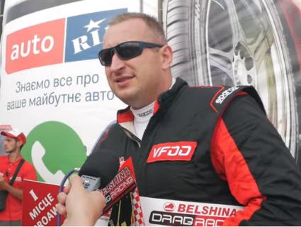 «Жага швидкості»: інтерв'ю з переможцями драг-рейсингу в Луцьку (відео)