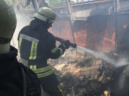 На Одещині  в пожежі загинули четверо дітей