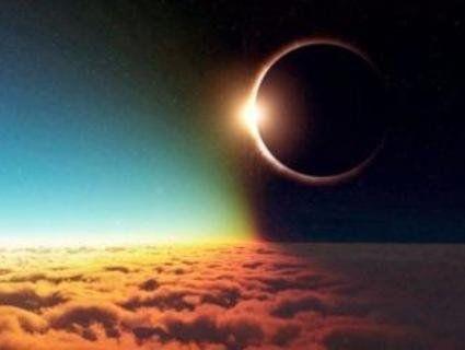 Під час сонячного та місячного затемнення Україна отримає «ляпас»