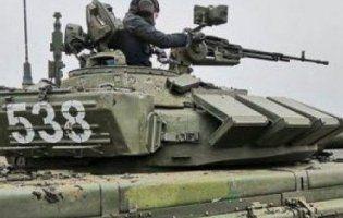 Росія збільшує кількість військ біля українського кордону