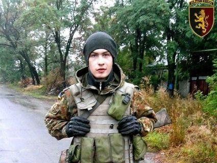 «Прикрив побратимів від фугаса»: від страшних ран у лікарні помер 25-річний боєць ООС (фото героя)