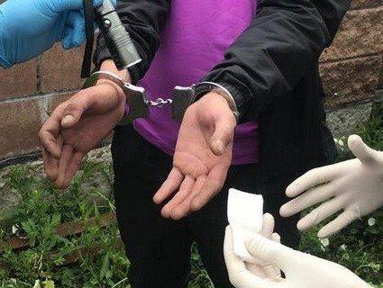 У Луцьку майор поліції займався збутом амфетаміну – офіційно (фото)
