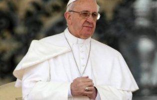 «Гібридна, позначена печаттю брехні», – Папа Римський про війну на Донбасі