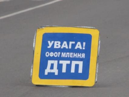 ДТП на Львівщині: зіштовхнулися автобус і дві автівки