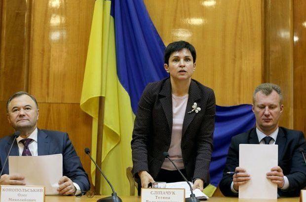 ЦВК передала бюлетені окружним виборчим комісіям
