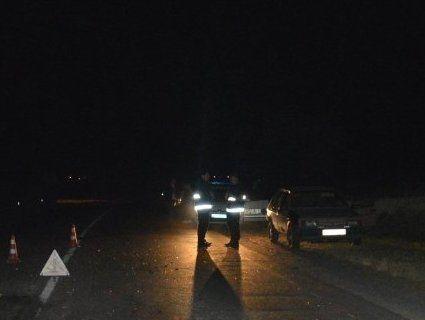 На Волині автомобіль збив на смерть пішохода
