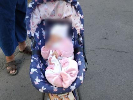 У Рівному батьки «довірили» немовля п'яному знайомому, а він «відрубався» (фото)