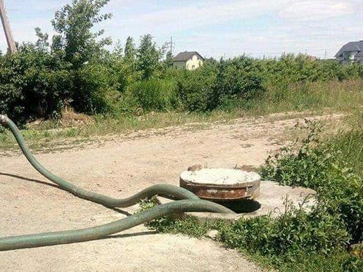 Сморід у Луцьку: мешканцям приватного сектору загрожує серйозний «шмон»
