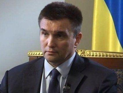 Клімкін пояснив, за яких умов Путін звільнить українських моряків