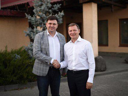 «Припинити дерибан землі і стати на захист фермерів», – лідер Радикальної партії Олег Ляшко відвідав Волинь