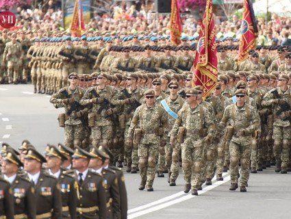 У День Незалежності ветерани АТО влаштують власний парад – альтернативний