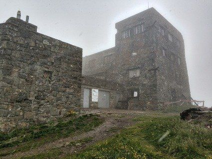 Дощ з снігом: «спекотне» літо у Карпатах