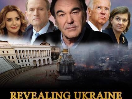 «Відкриваючи Україну»: фільм про Донбас з «акторами» Медведчуком та Путіним