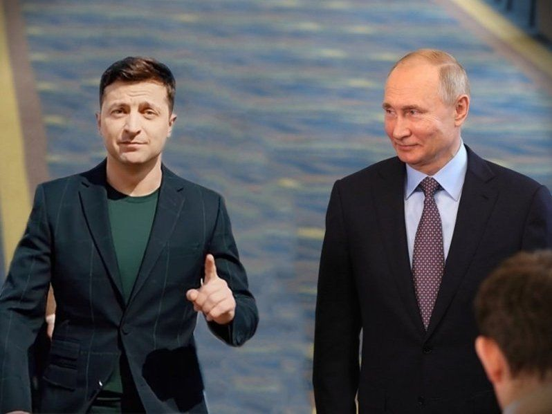 Зеленський вперше подзвонив Путіну