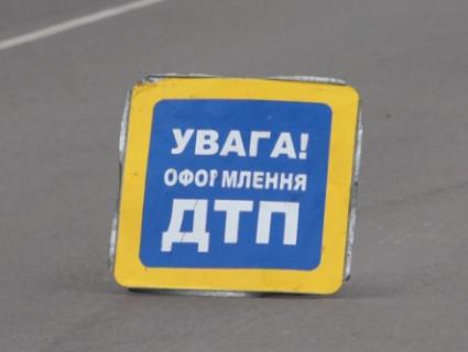 У Львові п'яна лікарка скоїла аварію і втекла з місця події