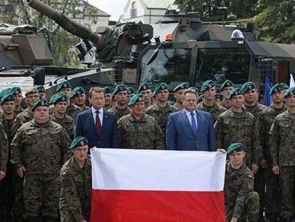Польща посилює захист коридору на кордоні з Росією
